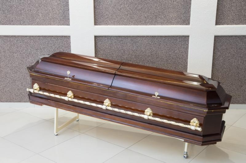Саркофаг G-VIP-6